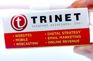 Trinet-branded chewing gum