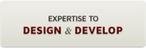 Expertise to design and develop