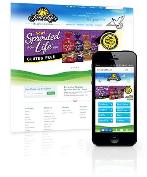 Food for Life Website