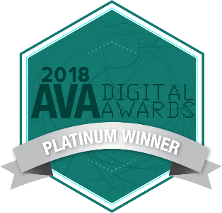 2018 Platinum AVA Award