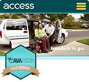 Access Services Award Winner