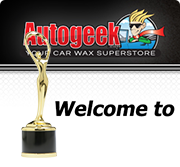 Auto Geek Award Winner