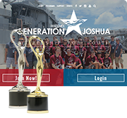Generation Joshua Award Winner
