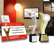 Trinet Solutions, Inc. Passport Microsite Award Winner