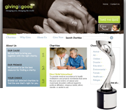 Giving is Good Award Winner