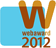 2012 Web Award, Faith Based Standard of Excellence