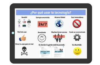 Why Use Technology? Slide