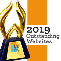 2019 Outstanding Websites